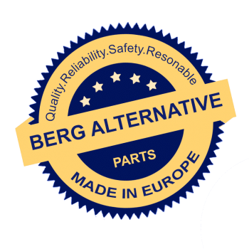 BERG ALTERNATIV LOGO